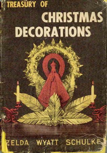 Image for A treasury of Christmas decorations