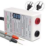 0-320V Output All Sizes LED TV Tester,Multipurpose LED Lamp LED TV Backlight Tester for All LED TV Repair and All LED Application (Color: White, Tamaño: pocket size)