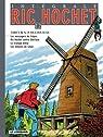 Ric Hochet l'Int�grale, Tome 12 : Les messagers du tr�pas ; Ric Hochet contre Sherlock ; Le triangle Attila ; Les t�moins de Satan par Tibet