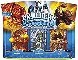 Skylanders: Spyro's Adventure - Triple Character Pack - Chop Chop, Bash and Eruptor (Wii/PS3/Xbox 360/PC)