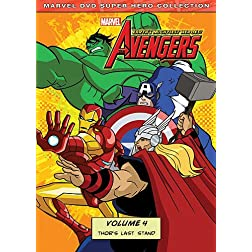 Marvel The Avengers: Earth's Mightiest Heroes, Volume Four