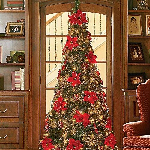 Barcelona Pull-Up Christmas Tree-6-1/2'
