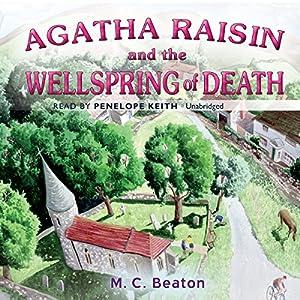 Agatha Raisin and the Wellspring of Death Audiobook