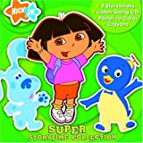 Nick Jr. Super Storytime Collection (Book and CD)