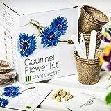 Gourmetblumen-Kit von Plant Theatre - 6 Essbare Blumenarten...