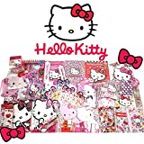 [GIFT WRAP] Sanrio Hello Kitty Assorted School Supply Stationary Gift Set (11pcs)