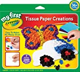 Crayola My First Tissue Paper Creations