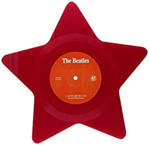 "Love Me Do 12"" Limited Edition Star Shaped Red Vinyl [VINYL]"