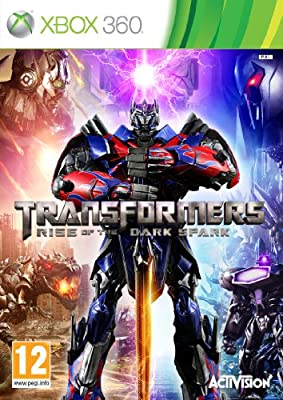 Transformers: Rise of the Dark Spark by Activision