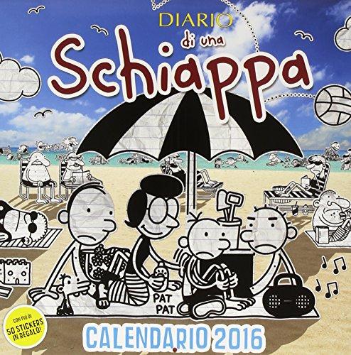 Diario di una schiappa Calendario 2016 PDF