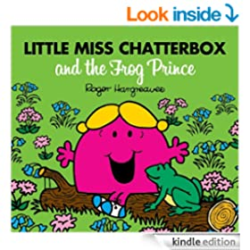 Little Miss Chatterbox and the Frog Prince