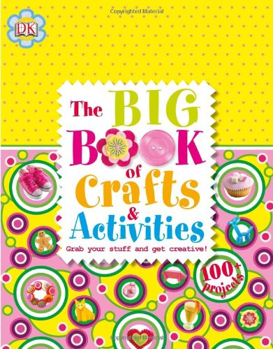 The Big Book Of Crafts And Activities front-926148