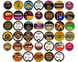 Coffee & Flavored Coffee Single Serve Cups For Keurig K Cup Brewers Variety Pack Sampler