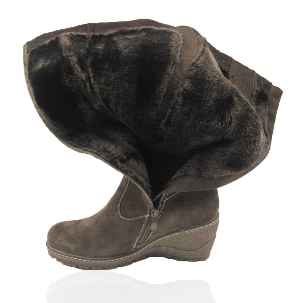 Comfy Moda Women's Winter Boots Prague Suede Leather | eBay