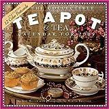 The Collectible Teapot & Tea 2009 Calendar (Wall Calendars)
