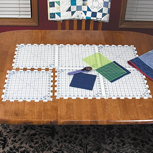 Puzzlemat 24 Quot X 36 Quot Rotary Cutting Mat Set Includes 6
