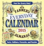 img - for The Old Farmer's Almanac 2015 Everyday Calendar book / textbook / text book