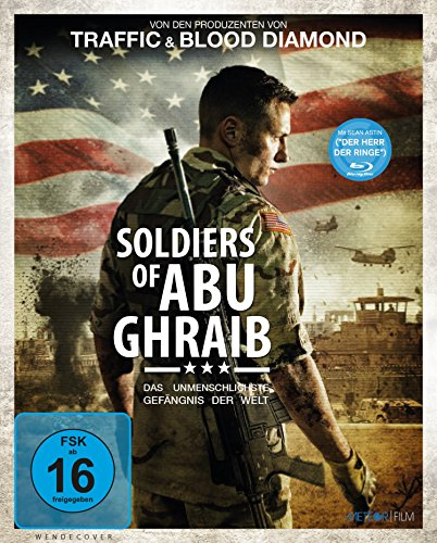 Soldiers of Abu Ghraib (Blu-Ray