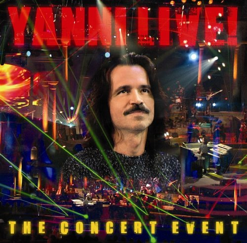 Yanni - Live! The Concert Event - Zortam Music