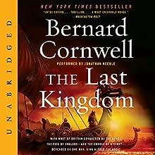 The Last Kingdom Audiobook by Bernard Cornwell Narrated by Jonathan Keeble