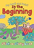 Christina Goodings My Look and Point in the Beginning Stick-a-Story Book