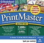 Printmaster Silver 12 (Jewel Case)