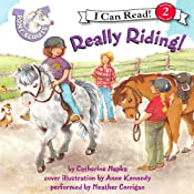 Pony Scouts: Really Riding! | Catherine Hapka, Anne Kennedy