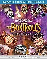 The Boxtrolls (Blu-ray 3D + Blu-ray + DVD + DIGITAL HD with UltraViolet) from Universal Studios