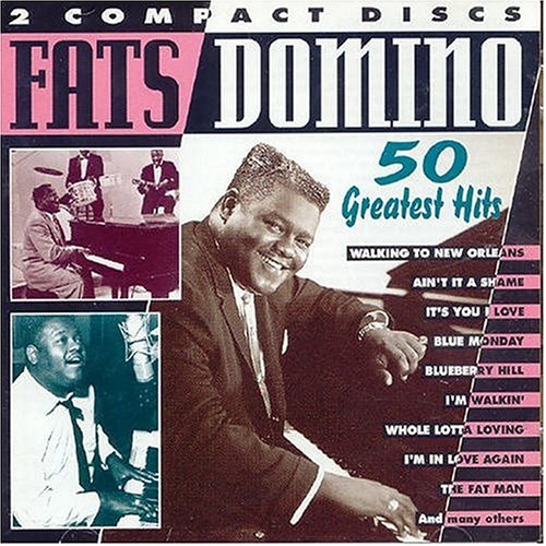 Fats Domino - 50 Greatest Hits ( 2 CDs ) (CD 2/2) - Zortam Music