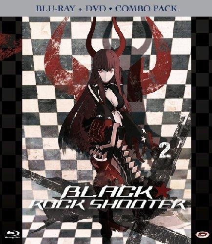Black Rock Shooter #02 (Eps 05-08) (Blu-Ray+Dvd) [Italian Edition]