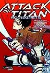 Attack on Titan - No Regrets, Band 2