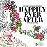 img - for Happily Ever After: Stress Relieving Coloring Book book / textbook / text book