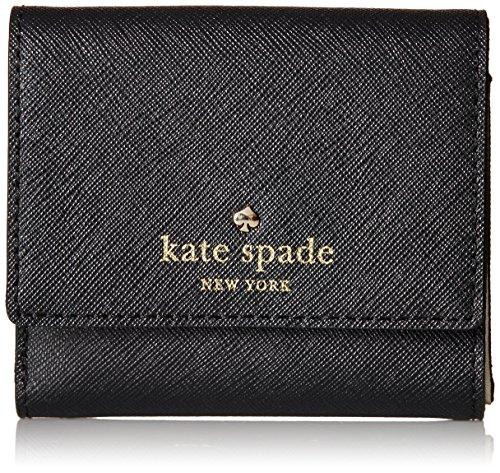 kate spade new york Cedar Street Tavvy Wallet, Black, One Size