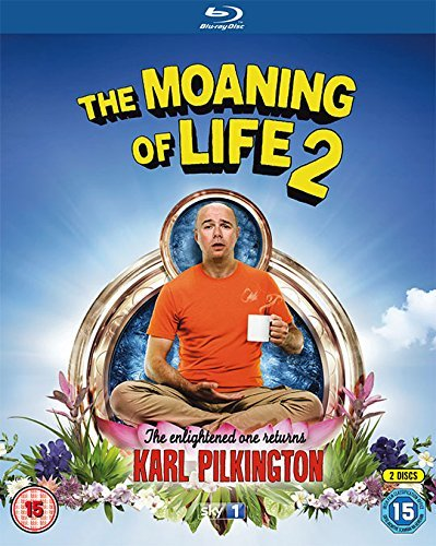 The Moaning of Life - Series 2 [Blu-ray]