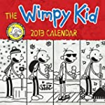 Wimpy Kid 2013 Calendar Illustrated b...