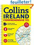 Collins Ireland Comprehensive Road Atlas