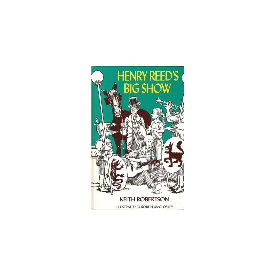 Reed, Inc. / Henry Reeds Journey / Henry Reeds Baby Sitting Service