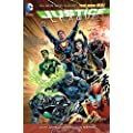 Justice League Vol. 5: Forever Heroes (The New 52) (Justice League Vol II)
