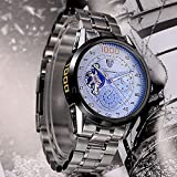 Tevise トゥールビヨン搭載 機械式 自動巻きメンズ腕時計 TV-5205W ホワイト スケルトン多針クロノグラフ 並行輸入品