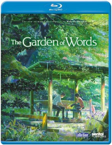 言の葉の庭 (北米版) / Garden of Words (import) [Blu-ray]