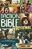 img - for The Action Bible Devotional: 52 Weeks of God-Inspired Adventure (Action Bible Series) book / textbook / text book