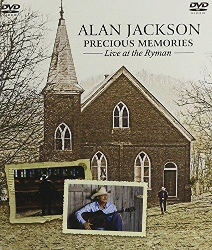 DVD : Alan Jackson - Precious Memories (DVD)