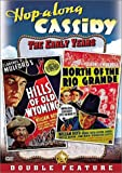 echange, troc Hopalong Cassidy - Hills of Old Wyoming / North of the Rio Grande [Import USA Zone 1]