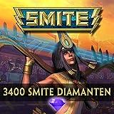 3400 SMITE Diamanten (Nur für PC. Nicht für Xbox One.) [Online Code]