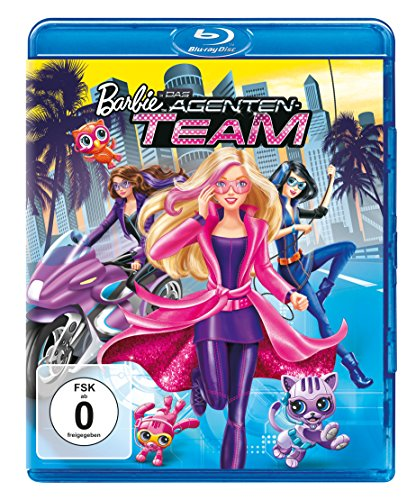 Barbie in: Das Agenten-Team [Blu-ray]
