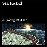 Yes, He Did | Joe Klein