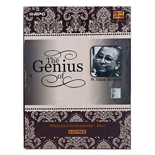the-genius-of-pt-nikhil-banerjee-3-cd-pack-hindustani-classical-instrumental-sitar-collectors-pack-b