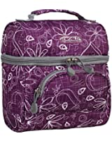 J World New York Corey Lunch Bag (Love Purple)