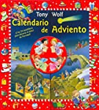 Calendario de Adviento - 24 Minilibros (Spanish Edition)
