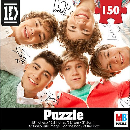 One Direction Jigsaw Puzzle (150 Pieces)